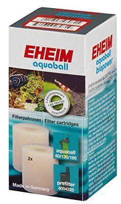 Haustierbedarf Fische & Aquarien Eheim 2618080 Filterpatrone Für Innenfilter 2208-2212 Aquaball 60-180,0 Biop...