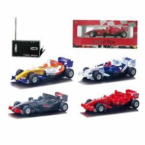 1-43-RC-Auto-da-Corsa-5CH-telecomando-1-Autoradio-Formula-controllo-Kart-modello-di-auto