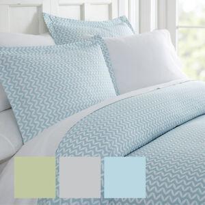 Home-Collection-Premium-Ultra-Soft-3-Piece-Puffed-Chevron-Print-Duvet-Cover-Set