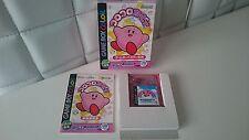 Kirby Tilt 'n' Tumble - Nintendo GameBoy Color - Complet JAP - GBC