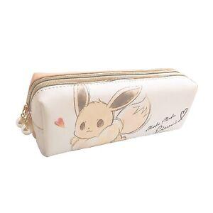 Eevee Eievui Long Wallet Silhouette Pokemon Center Japan Original