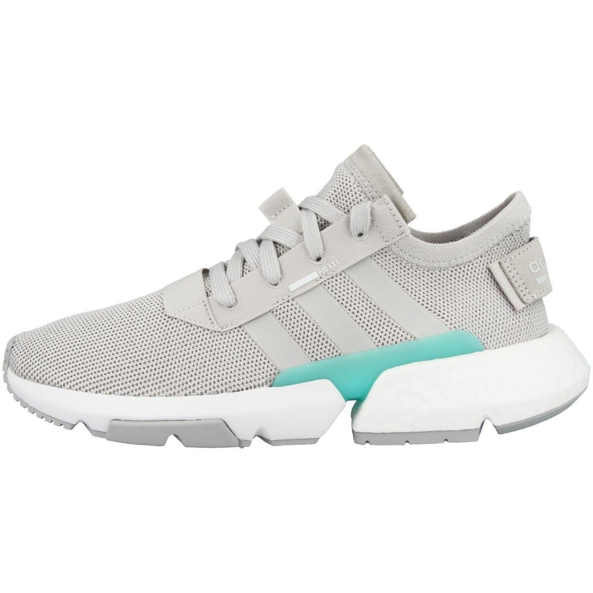Adidas pod-s3.1 mujer zapatos señora casual zapatillas deporte gris clear Mint b37458