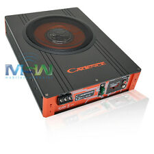 """CADENCE QSA8.2 8"""" ENCLOSED ACTIVE SUBWOOFER 2.1 SYSTEM w/ 2-CHANNEL AMPLIFIER"""