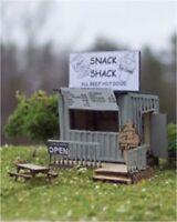 Osborn Model Kits N Scale 3072 Roadside Snack Shack