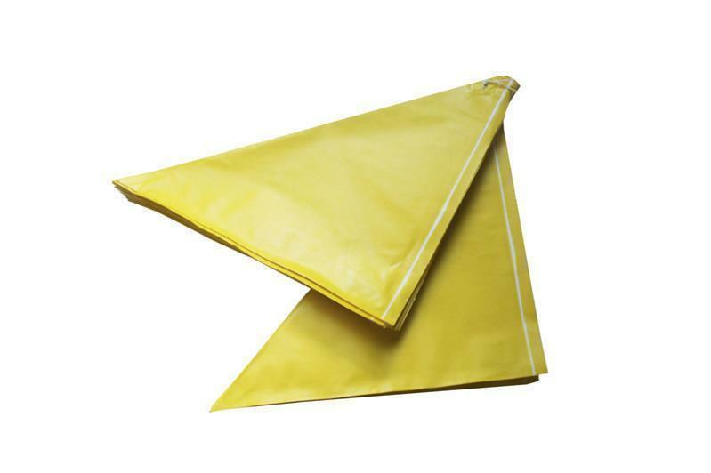 Mandorla a punta cartocci-GIALLO-a cartocci-GIALLO-a cartocci-GIALLO-a punta Sacchetto di Carta Sacchetti di carta gefädelt 250 G 23 cm f48dbf