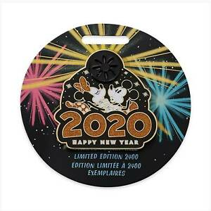 Disney-Pin-Mickey-and-Minnie-New-Year-Pin-2020-Limited-Edition