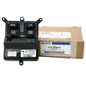 2002-2004-Ford-F250-F350-Super-Duty-Overhead-Console-Message-Center-Display-OEM