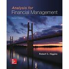 Analysis for Financial Management by Robert C. Higgins (Paperback, 2015)