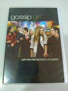 Gossip Girl Primera Temporada Completa - 5 x DVD Español Ingles