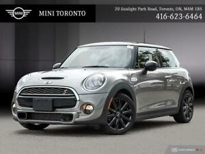 2018 MINI Cooper S Clean Carfax - Low Mileage - ONE Owner
