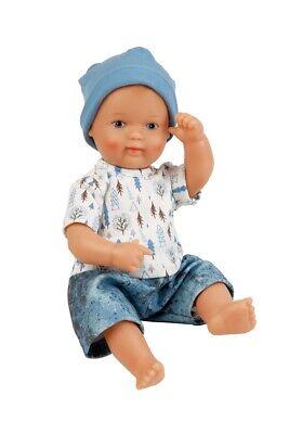 Puppen & Zubehör Rich And Magnificent Candid Spiel Puppe Baby Puppe Mein Erstes Baby Blaue Augen 28 Cm Von Schildkröt 25288.