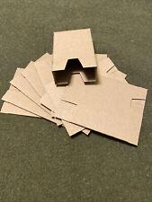 10 USGI 7 Pocket Bandolier Cardboard Box Inserts Hold 2 5.56 .223 Stripper Clips
