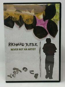 Richard-Tuttle-Never-Not-an-Artist-DVD-Richard-Tuttle