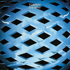 THE WHO 'TOMMY' REISSUE 2013 - 2 X 180G VINYL LP - NEW / SEALED