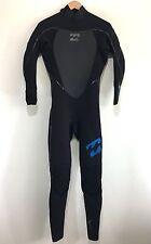 Billabong Mens Full Wetsuit The Solution 403 4/3 - Size MS Medium Short