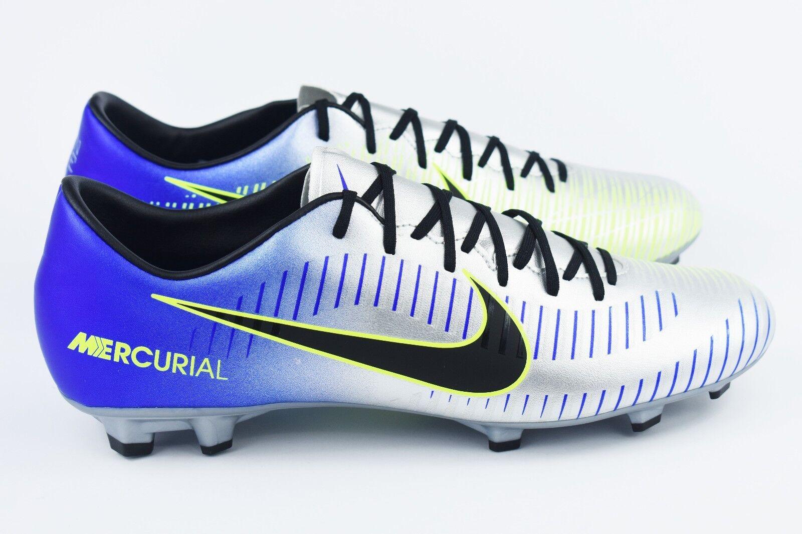 Nike mercurial sieg - größe vi njr fg - mens größe - 10 soccer cleats neymar 921509 407 da3681