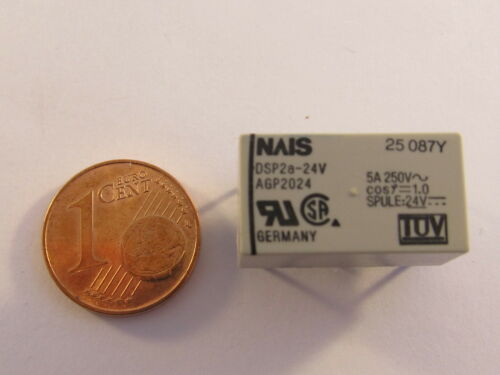 24vdc 1 pezzi dsp2a-24v NAIS Print relè di potenza N.O 2
