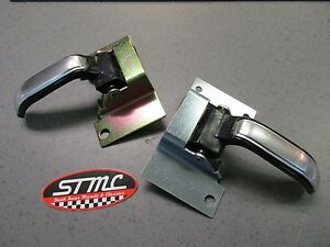 Chevy-GMC-truck-pick-up-new-pair-of-inner-door-handles-77-80