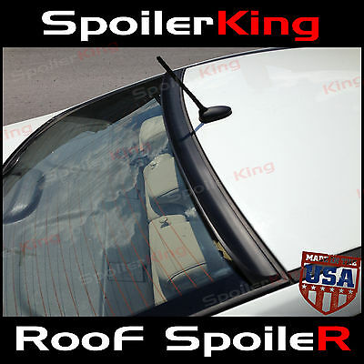 RETURN (284R) Rear Roof Spoiler 4 Rear Window Fits: Hyundai Accent 2012-on 4dr