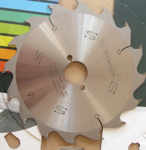 HM-Handkreissägeblatt//Sägeblatt 190 x 30 Z 16 Stehle