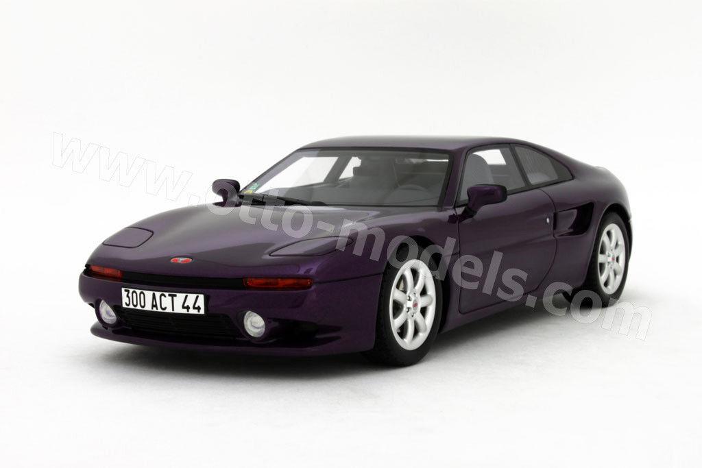 Otto Mobile 1998 VENTURI 300 Atlantique Limited Edition 2000 1 18 rare à trouver   Nouvelle Version