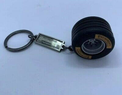 Continental Tire Shape Key Chain high quality jewelry stainless steel keychain