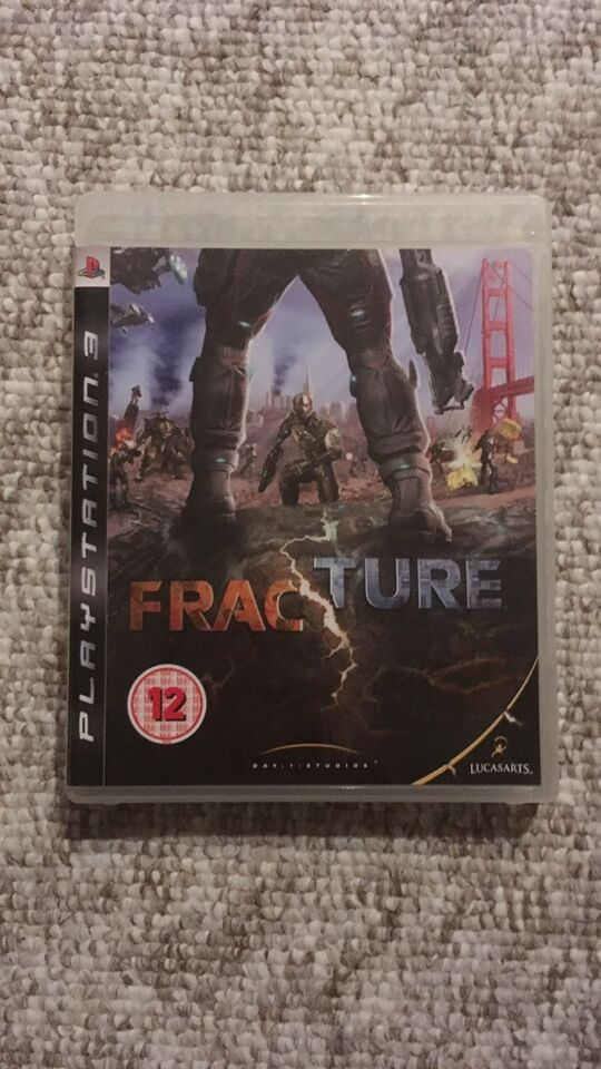 Fracture, FIFA , Pes