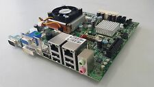 Portwell WADE-8320 SBC Mini-ITX with Mobile Socket G1 QM57
