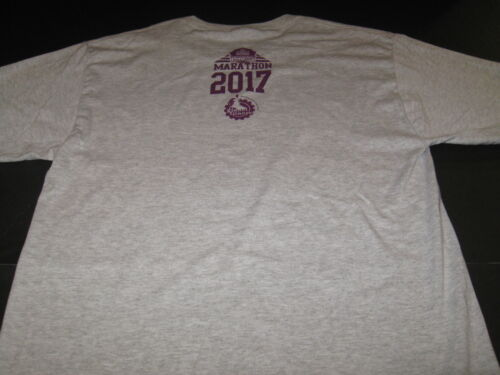 15728eb2d 4 of 5 TWO Pro Football Hall of Fame   Planet Fitness HOF Canton OH Race  Shirts New!