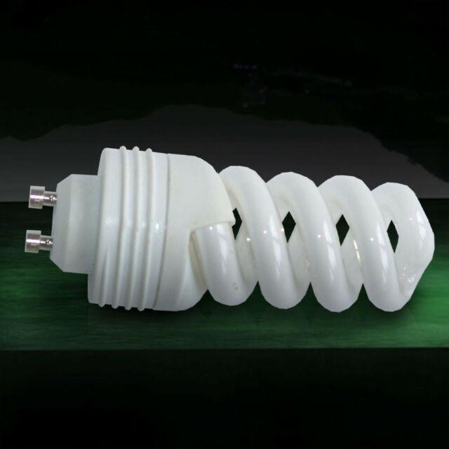 11W GU10 Energiespar-Leuchtmittel 2700K 650lm mit Gewinde ESTO 89715