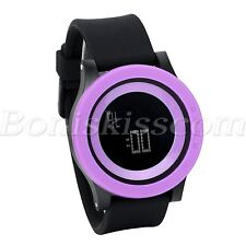 Fashion Candy Color Date Alarm Waterproof LED Digital Student's Kids Sport Watch