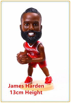 "Houston Rockets #13 James Harden Bobblehead bobble head FIGURE 5/"" 12cm"