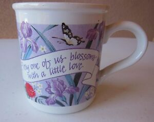 American-Greetings-Designers-Collection-Mug-Blossoms-with-a-Little-Love