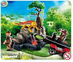Abenteuer Playmobil **NEU** PLAYMOBIL® 4847 Schatzsucher mit Metalldetektor **OVP**