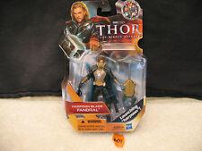 "Thor HARPOON BLADE FANDRAL 4"" Action Figure 08 Marvel Studios NEW 2011 Hasbro"