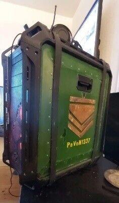 Selvbyg, militær gamer, 8700k Ghz