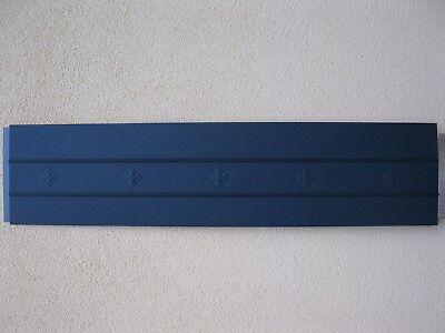 Klinker Sockelverblender Fassade Verblender Aluminium Sockelblech 2 Meter X 0,5 Meter Fassade