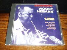 Woody Herman American Big Band Leader - Jazz CD