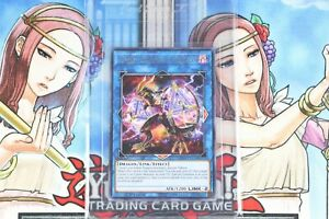 édition! NEAR Comme neuf 1 RARE Yugioh!! jumelle Triangle-Dragon mp18-de134