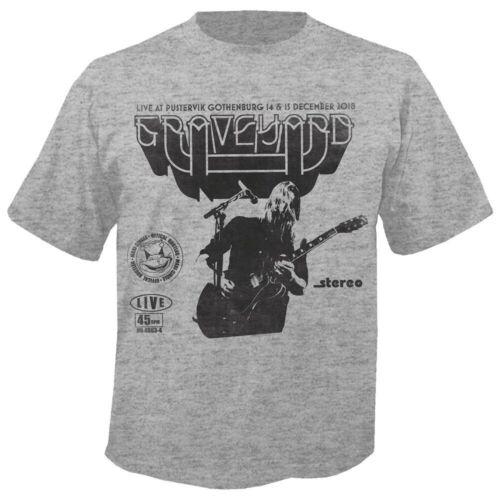 Pustervik T-Shirt GRAVEYARD