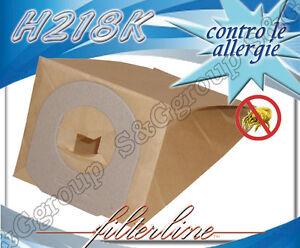 H218K-8-bolsas-de-papel-con-filtro-x-Hoover-Escobas-Electrico-Beta-S070