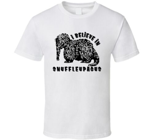 I Believe In Snuffleupagus Cute Retro Tv T Shirt