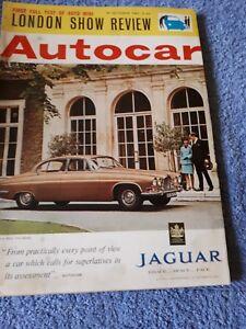 Autocar-Magazine-29-October-1965-Jaguar-London-Show-Review-Auto-Mini
