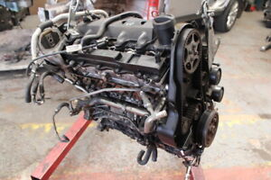 Details about VOLVO XC90 D5 185 BHP D5244T COMPLETE ENGINE HEAD BLOCK AND  SUMP