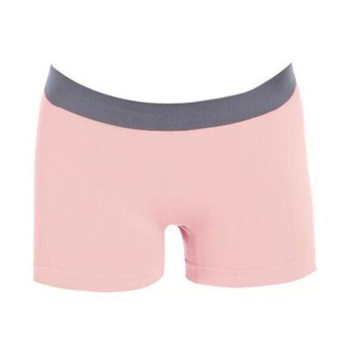 New Women Seamless Underpants Lingerie Boxer Briefs Breathable Underwear Panties