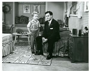 DANNY THOMAS RUSTY HAMER IN BEDROOM MAKE ROOM FOR DADDY ORIG 1958 ...