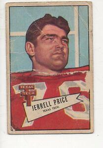 1952-Bowman-Small-49-Jerrell-Price-Chicago-Cardinals