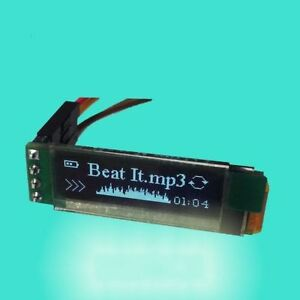 New-Blue-0-91-034-IIC-I2C-128x32-Pixel-LED-OLED-Module-Display