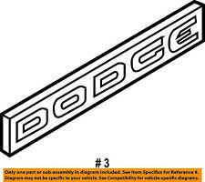 NEW MOPAR GENUINE OEM DODGE Pickup Bed Decal Sticker 5DV73PX9