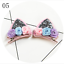 2pcs-Set-Cute-Hair-Clips-For-Girls-Glitter-Rainbow-Felt-Fabric-Flowers-Hairpins thumbnail 13